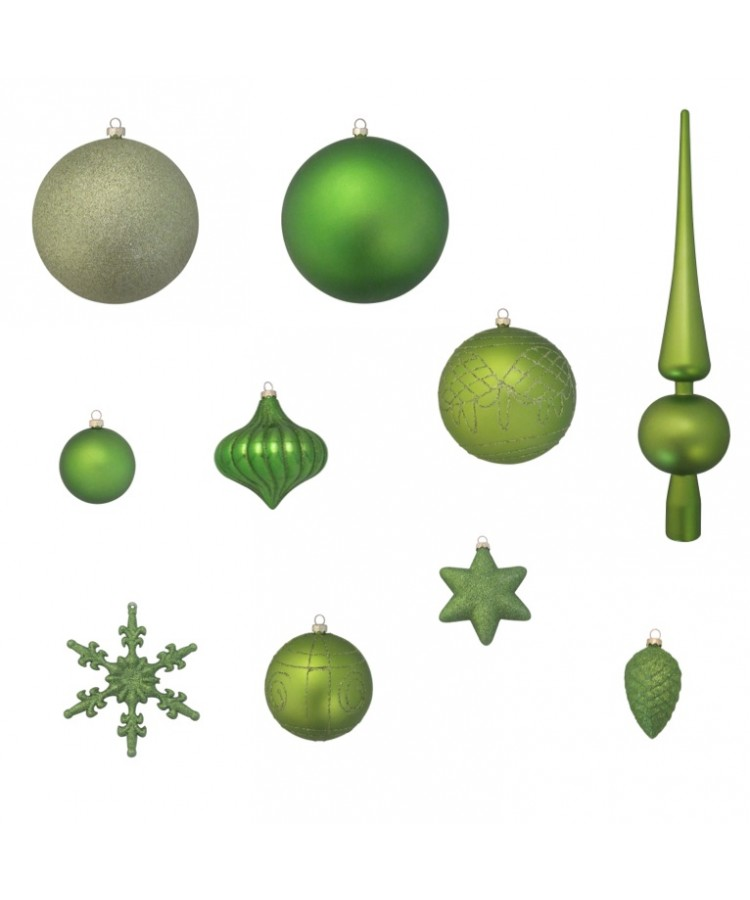 Luxury-Tree-Green-180cm-Ornaments
