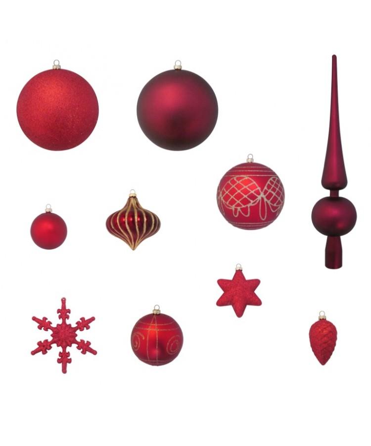 Luxury-Tree-Bordeaux-150cm-Ornaments