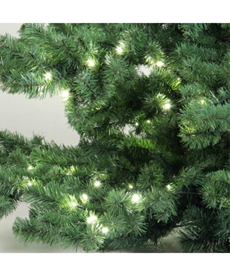 Basic Tree Warm Bordeaux 180cm-87