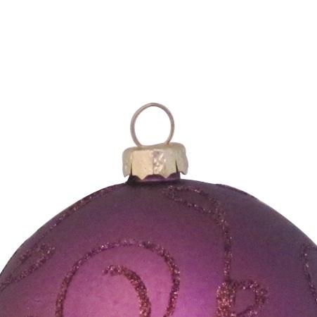 Basic Tree Purple Milka 240cm-1751