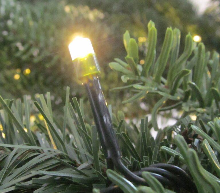 Basic Tree Warm Copper 210cm-1884