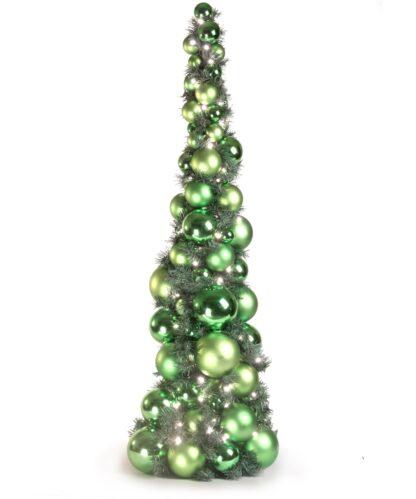 Bauble Tree Refreshing green 120cm-0