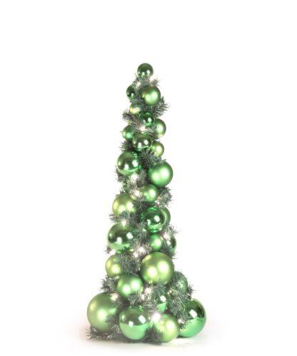 Bauble Tree Refreshing green 80cm-0