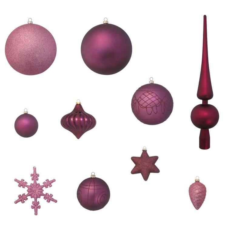 Basic Tree Purple Milka 210cm-1772