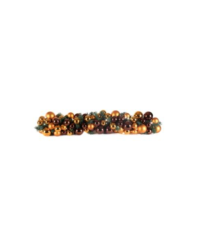 Luxury Garland Warm Copper 100cm-0