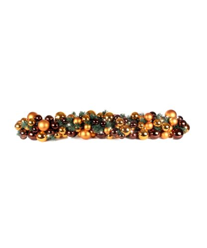 Luxury Garland Warm Copper 150cm-0