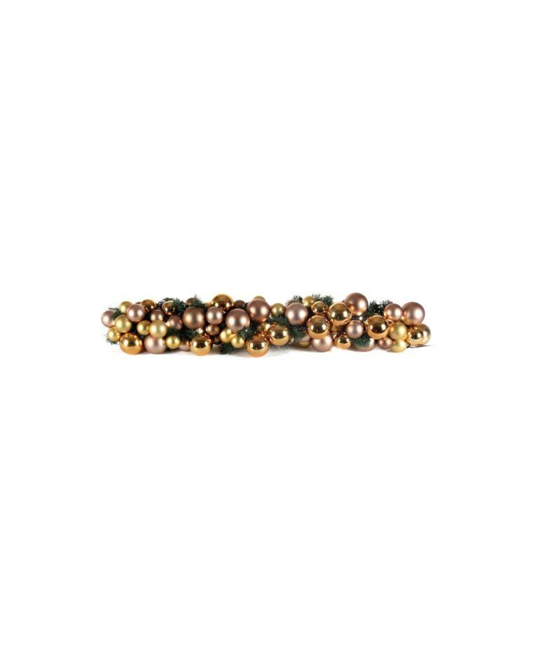 Luxury Garland Golden Mocca 100cm-0